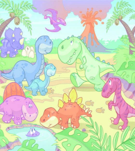 Dino World SM69