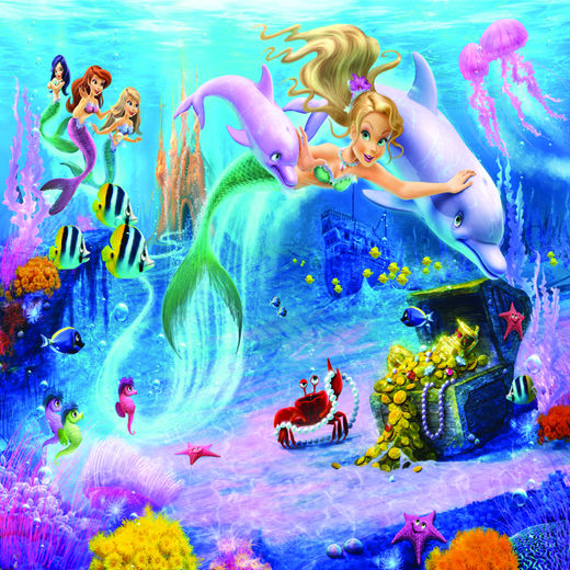 Mermaids SM76