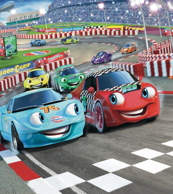 Car Racers SM82