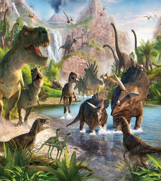 Dinosaur Land SM83