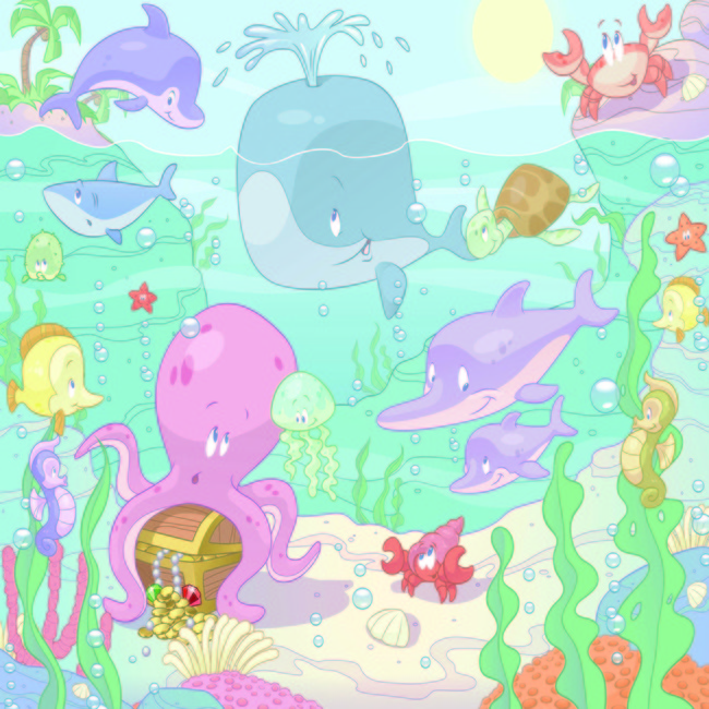 Under The Sea SM91