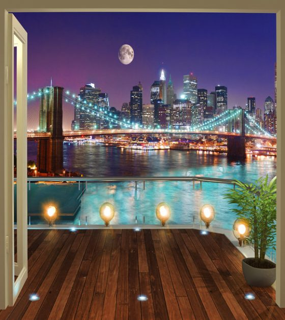 Brooklyn Bridge NYC SM113